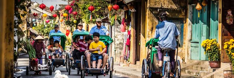 Personalized travel in Vietnam