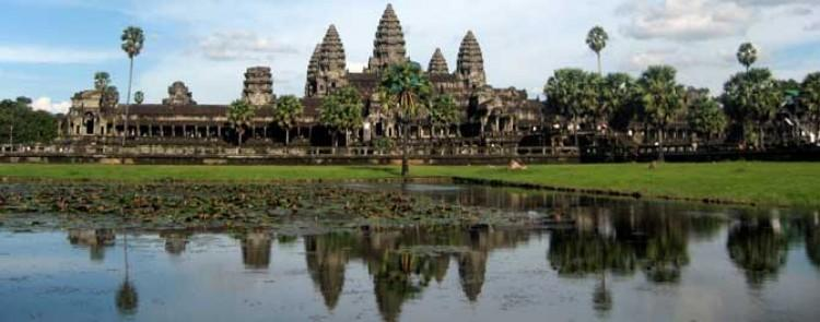 The Temples of Cambodia
